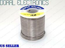 Jcm 08mm 10 Lb 453g 6040 Rosin Core Flux Tin Lead Roll Soldering Solder Wire