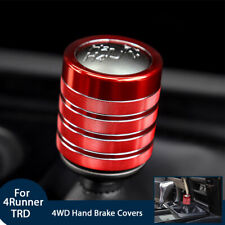 For Toyota 4Runner TRD Pro 2010-20 Gear Shifter Knob Stick Head Lever Cover Trim