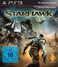 PS3 StarHawk Spiel