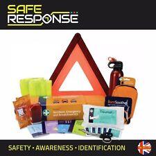 Accident Emergency Breakdown First Aid Kit European Travel Car Breathalyser