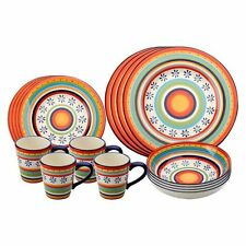 NEW Casa Domani Ipanema 16-Piece Dinner Set