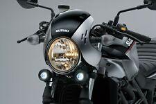 Genuine Suzuki SV650X LED Fog Lamp Set 99000-990D2-216
