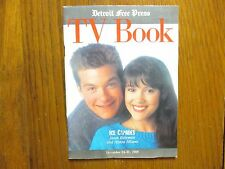 Dec. 24, 1989 Detroit Free Press TV Book Magazine(ALYSSA MILANO/JUSTINE BATEMAN)