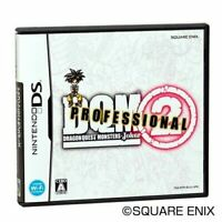 USED Nintendo DS Dragon Quest Monsters Joker 2 Professional