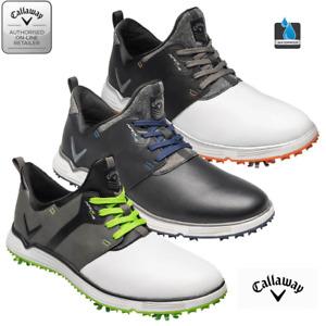Callaway Golf APEX LITE S Golf Shoes M571 (UK 6 - UK 12) - 3 colour options New