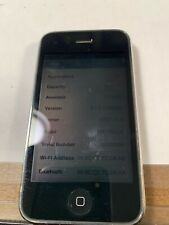 Apple iPhone 3GS - 16GB - Black (AT&T) A1303 (GSM) Works- Screen Is Darker