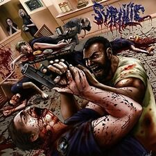 Indicted States Of America - Syphilic (2016, CD NEUF)
