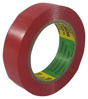 Rot Elektro-Isolierband Klebeband Isolierband Isoband Tape Isoliertape NEU