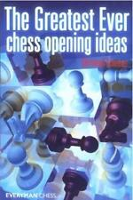 Greatest Ever Chess Opening Ideas! By Scheerer NEW BOOK