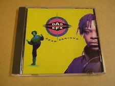 CD / DAS EFX - DEAD SERIOUS