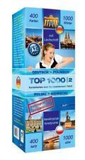 Top 1000 Teil 2. Deutsch-Polnisch / Polnisch-Deutsch (2012, Set mit diversen...