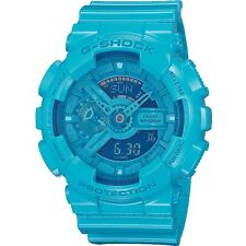 Brand New Casio G-Shock Hyper Colour Limited Edition GA-110B-2 Blue Watch