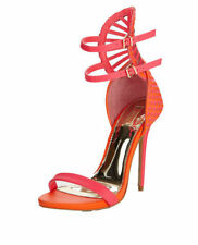 """Carvela Women's Very High (greater than 4.5"""") Strappy, Ankle Straps Heels"""