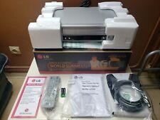 MAGNETOSCOPE LG LV4981 LECTEUR ENREGISTREUR K7 CASSETTE VIDEO VHS VCR HIFI NEUF