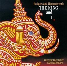 Various Artists : The King and I (1996 Broadway Revival Cast) CD