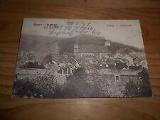 Feldpostkarte 1916 Kronstadt Brasso