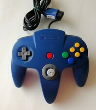 NINTENDO 64 CONTROLLER Blue [ N64 N209 ] Nintendo 64 Japan