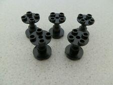 Lego 3940b # 5x Stütze 2x2x2 Schwarz 10182 4513 7264