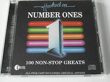 Hooked On Number Ones - Various (CD Album) Used very good
