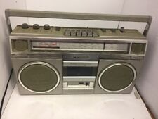 Vintage Panasonic RX-5030 Boombox Stereo Cassette Portable Radio Works Great