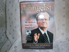 The Evangelist- The Worldwide Impact of Billy Graham HC w DJ & CD NEW 2001