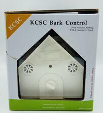New listing Kcsc Bark Control Device Ultrasonic Anti Barking Deterrent -Training Tool (New)