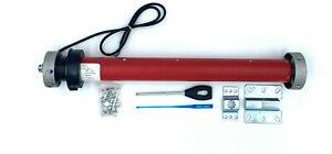 Tubular Motor for Roller Shutters/Garage Doors forNeco 120Nm & Manual Override