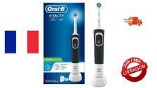 Brosse à Dents Électrique Oral-B Vitality 100 Cross Action Nettoyage Complet