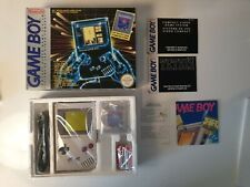 NEW RARE Nintendo Gameboy Game boy Classic DMG-01 1989 Boxed BOITE OVP Serial#
