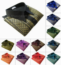 Silk Blend Regular Fit Casual Shirts & Tops for Men