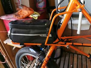 Moulton APB Front Day Rack With Bag