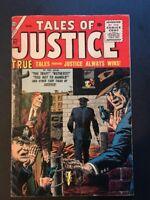 Atlas Comics Tales Of Justice 61 1956!