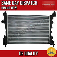 VAUXHALL CORSA D 1.2 1.4 2009>ON AUTOMATIC / MANUAL RADIATOR