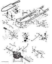 Transmission Courroie D'entraînement Pour McCulloch M200-107HRB M155-107HRB M155-107TC