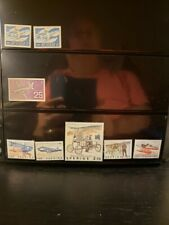 Sweden Aircraft & Aviation Stamps Lot of 9 - MNH - See Details for List