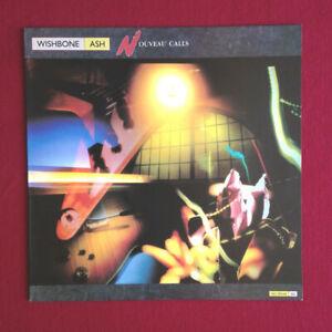 Wishbone Ash, Nouveau Calls, Vinyl LP (MIRF 1028), 1987
