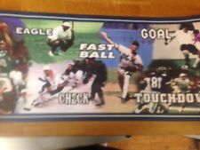 United Wallpaper Border 15 Feet 5 Yd All Sports Hockey Golf Football Soccer!