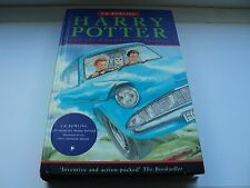 Harry Potter and the chamber of secrets by J K Rowling Bloomsbury 1st Print Run