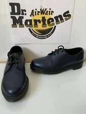Dr.martens Ville Basse Comfortable Leather Shoes Size UK 5 EU 38 NEW