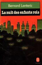 La nuit des enfants rois // Bernard LENTERIC // Policier // Enfants - génies
