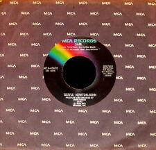 "OLIVIA NEWTON-JOHN ""SAM/I'll Bet You A Kangaroo"" MCA 40670 (1976) 45rpm SINGLE"