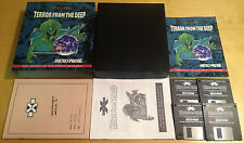 "X-COM TERROR FROM THE DEEP 3.5"" FLOPPY BIG BOX VERSION for PC RARE & COMPLETE"