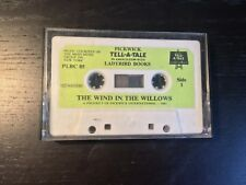 The Wind in the Willows Cassette Tape Audio Book Pickwick Tell a Tale Ladybird