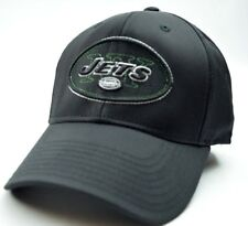 NY New York Jets Reebok Chain Gang Stretch Fit NFL Football Cap Hat SM MED 9e49468f8