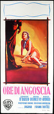 orignal movie poster A CRY IN THE NIGHT O'brien, donlevy, wood, TUTTLE