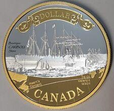 2016 Canada Silver Proof Dollar Transatlantic Cable