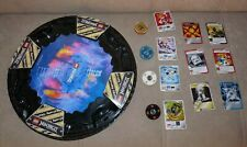 LEGO NINJAGO - 1 battle arena , 4 toupies, 10 cartes