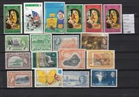 LOT STAMPS BRITISH COLONIES MNH** (L27249)