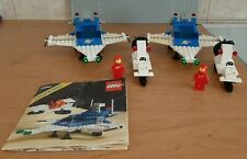 LEGO Classic Space 2x 6890 Cosmic Cruiser, with manual, year 1982