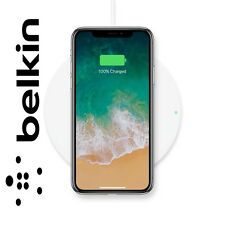 Belkin Boost Up Wireless Charging Pad - White
